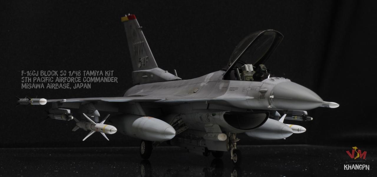 F-16CJ Block 50